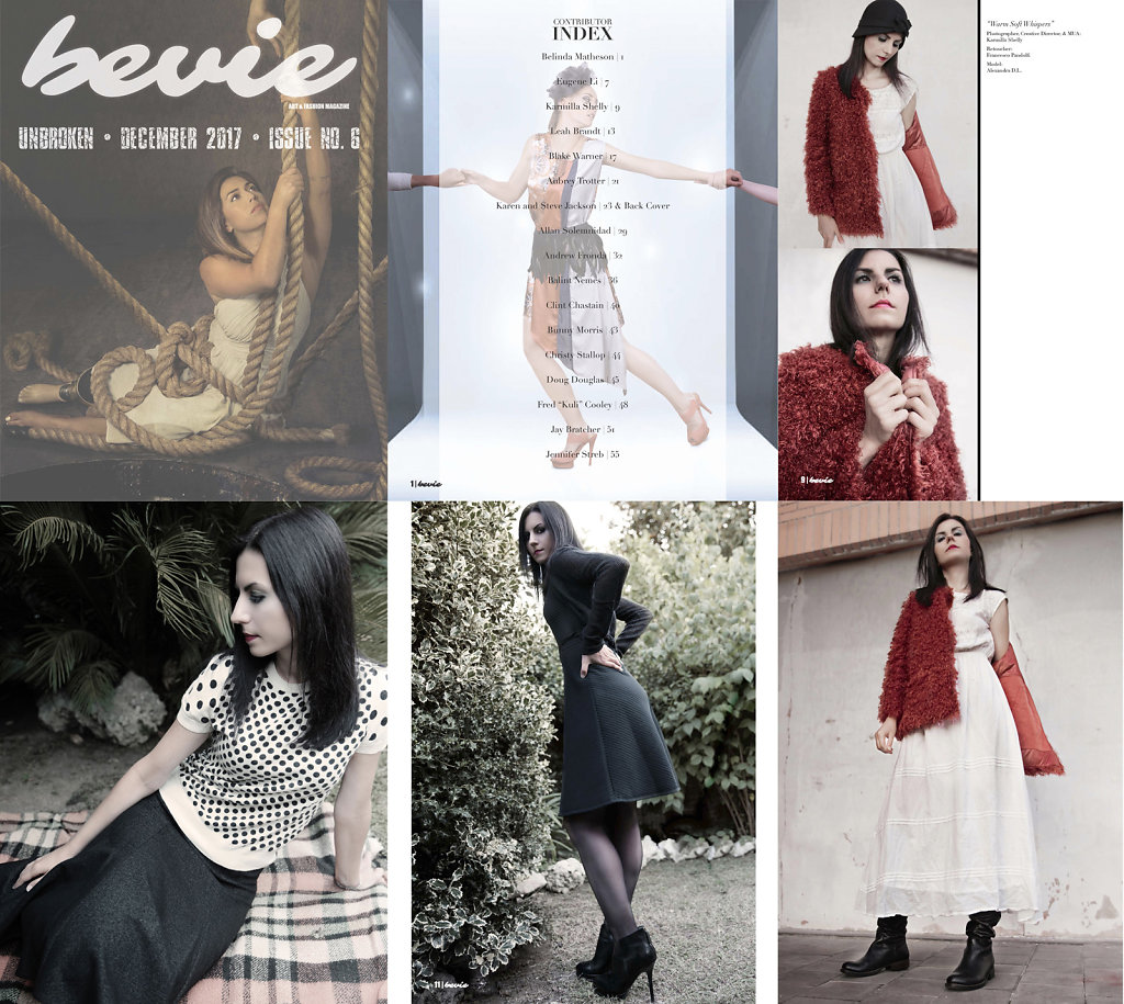 BEVIE MAGAZINE - 11/2017