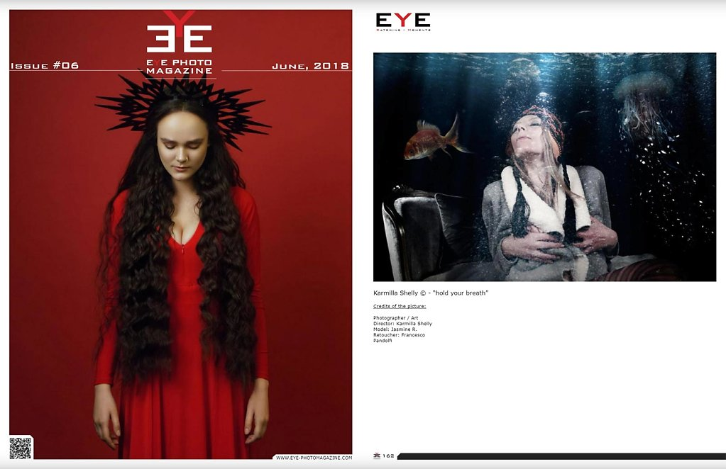 EYE-PHOTO MAGAZINE - 06/2018
