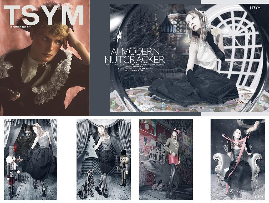 TSYM MAGAZINE - 11/2020